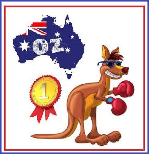 Oz Kangaroo 1