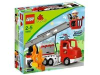 Various Lego Duplo Sets for SALE - not in boxes but bagged up and complete