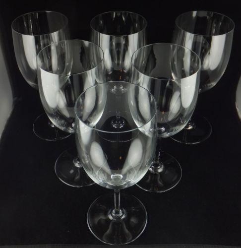 Baccarat crystal stemware ebay - Baccarat stemware ...