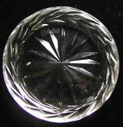 Waterford Crystal Butter Dish