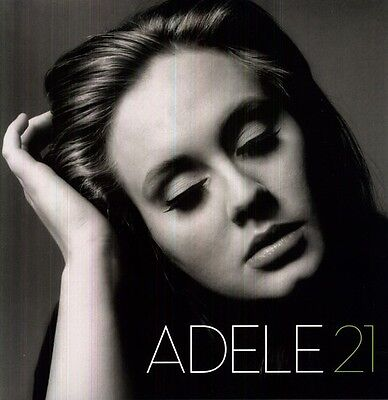 Adele - 21 [New Vinyl] - Old School Halloween Music