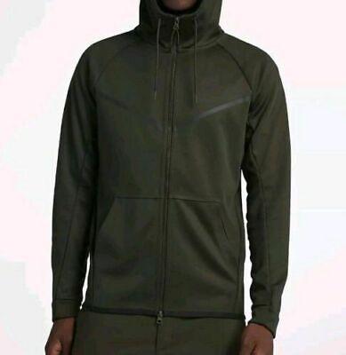 Icon Full Zip Hoody - $130 NEW Nike Sportswear Tech Icon Windrunner Full Zip Hoodie Jacket AQ0823 355