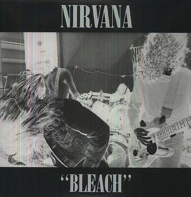 Nirvana   Bleach  New Vinyl  Rmst  Digital Download