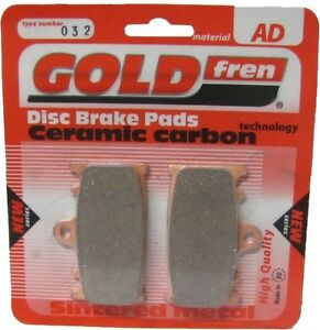 Goldfren-Brake-Pads-For-Suzuki-GSF-400-Z-L-Bandit-Limited-Model-70th-Anniversary