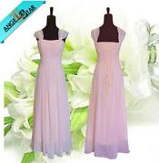 Pink Bridesmaid Dress Size 22