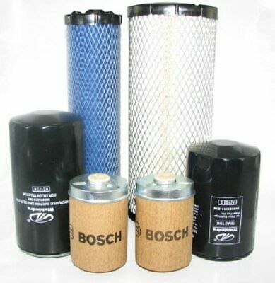 Filter Kit For Mahindra Tractor - 00 Series Tier 2 With Hydraulic Filter