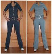 Jeans Catsuit