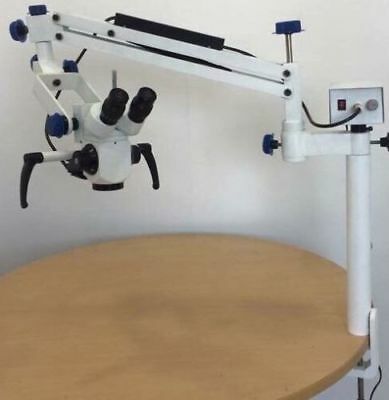 Surgical Operating Microscope 3 Step Portable Microscope Ophthalmic