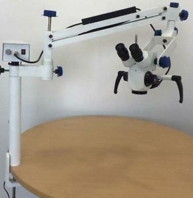Portable Microscope 3 Step Ophthalmic Surgical Operating Microscope