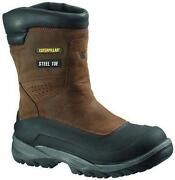 Insulated Steel Toe Boots