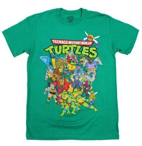 881671bd8 Teenage Mutant Ninja Turtles Shirt | eBay