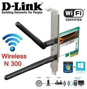D Link Wireless Adapter
