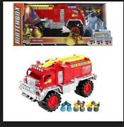 Big Toy Fire Truck
