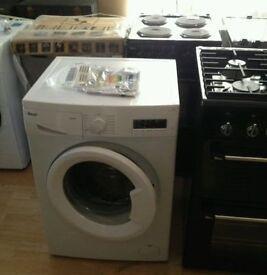 Brand new 8kg 1200 spin swan washing machine-white