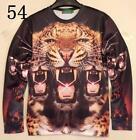 Leopard Sweater Men