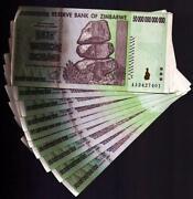 Zimbabwe 10 Trillion