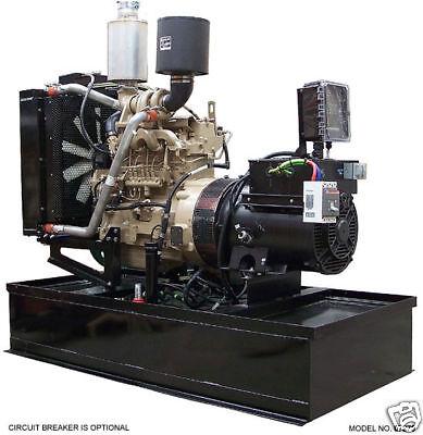 Stateline Power John Deere 30000 30kw Generator 30 Kw
