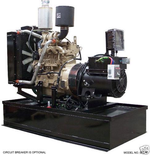 Stateline Power John Deere 60,000 60KW Generator 60 KW