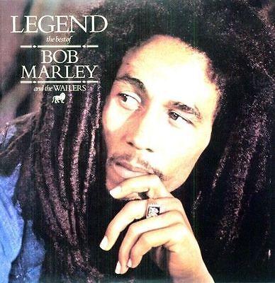 BOB MARLEY & The Wailers 'LEGEND : THE BEST OF' 180g VINYL LP + Download