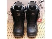 Burton Men's Size 11.5 Moto Snowboard boots- NEW