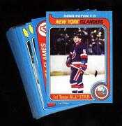 Topps Hockey Card Lots