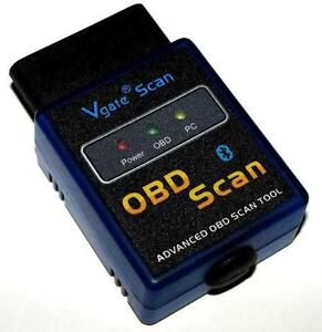 hh obd advanced bluetooth scan tool instructions