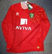 Norwich City Football Shirt