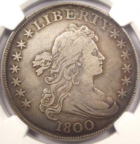 1800 Silver Dollar Ebay