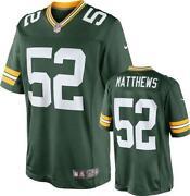 Clay Matthews Nike Jersey