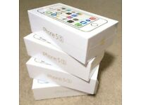 Apple iPhone 5s unlocked brand new condition