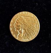2 1/2 Dollar Gold Coin