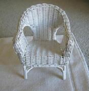 Wicker Doll Furniture