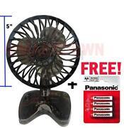 Battery Operated Fan
