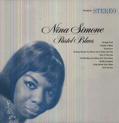 Nina Simone - Pastel Blues [New Vinyl] 180 Gram