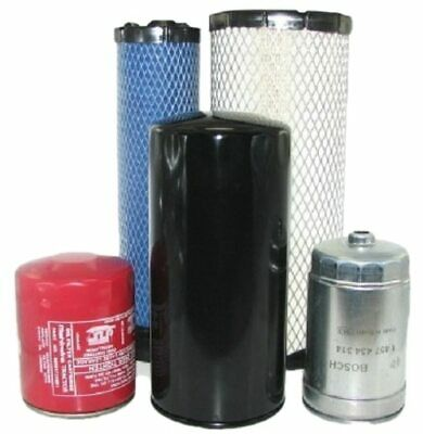 Filter Kit For Mahindra Tractor - 4025-4525 With Hydraulic Filter