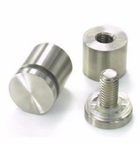 """1"""" X 1"""" Stand off Screws 25mm X 25mm Floating Frame Framing Mounting accessories"""