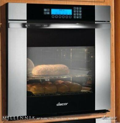 """Dacor 30"""" 4.2 cu.ft. Sabbath Mode Single Electric Oven Stainless MOV130S for sale  Birmingham"""