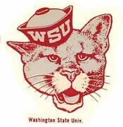 Vintage Washington State Cougars