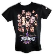 Wrestlemania Shirt