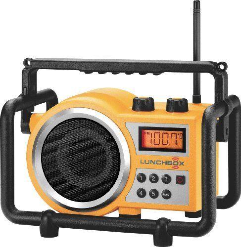 Sangean Lb-100 Radio Tuner 5 X Am, 5 X Fm Presets