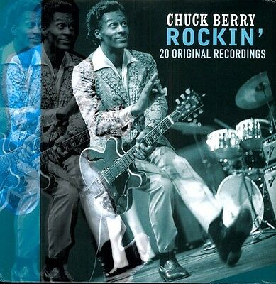 Chuck Berry   Rockin  New Vinyl Lp  Holland   Import