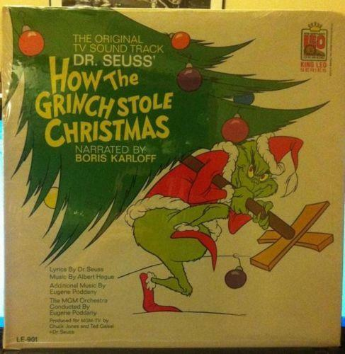 Boris Karloff Lp Records Ebay