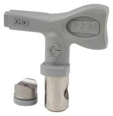 Graco Xhd221 0.021 Tip Size Airless Spray Gun Tip
