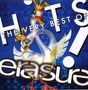 Erasure - Hits - the Very Best of [New CD]