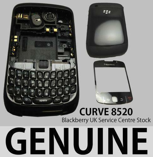 Blackberry Curve 8520 Complete Housing