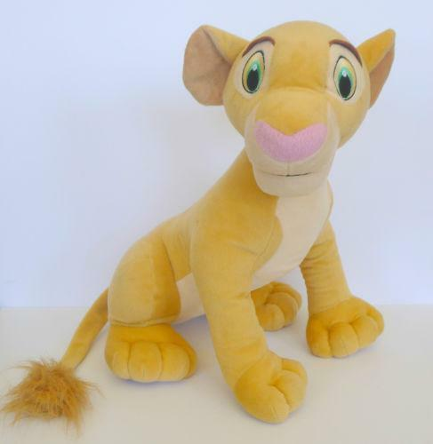 Lion King Stuffed Animals Ebay