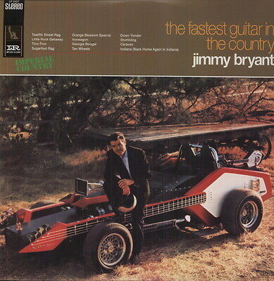 Jimmy Bryant - Fastest Guitar in the Country [New Vinyl]