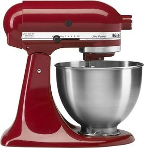 Looking for a RED Kitchenaid Mixer as in Picture, Must be mint!