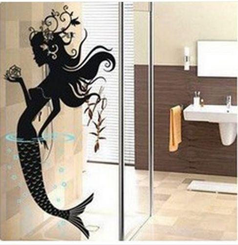 Mermaid Decal Ebay