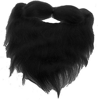Beard Costumes Halloween (Fake Beard and Mustache Halloween Costume)